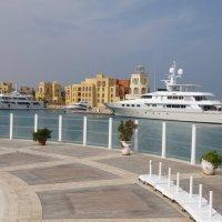 порт Марина в Эль Гуне :: ИРЭН@ .