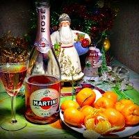 Новый год и мандарины - нет чудеснее картины !! :: Андрей Заломленков
