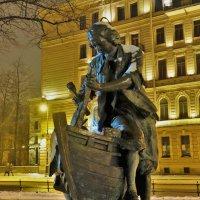 Царь-плотник... :: Sergey Gordoff