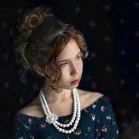 Портрет младшей дочери. :: вячеслав