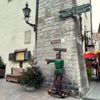 На улочках старого Таллина :: veera (veerra)