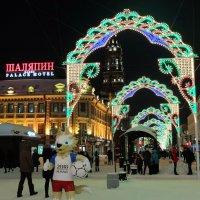 Казань новогодняя. :: * vivat.b *