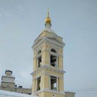 Колокольня    Троицкого     собора :: Мила