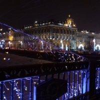 Зимний дворец :: Сапсан