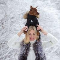 Красавица-Зима! :: Лариса Сафонова