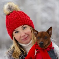 Наташенька и Джокерёнок! :: Лариса Сафонова