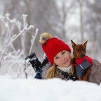 Красавица Зима! :: Лариса Сафонова