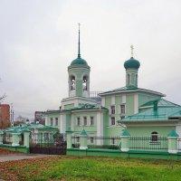 Храм Святителя Николая на Глинках. Вологда. :: Юрий Шувалов