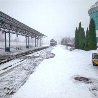 Поезд ушел :: Сергей Тарабара