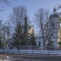 Остафьево. Троицкая Церковь. :: Петр Беляков