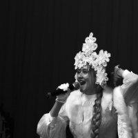 Снегурочка на празднике(вариант) :: Aнна Зарубина