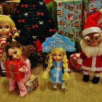 Подарки на Рождество :: Aida10