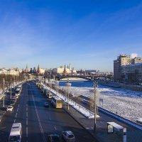Взгляд на Кремль. :: Петр Беляков