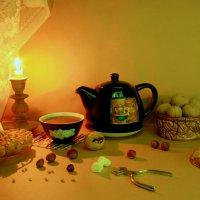 Зажги свечу,и станет мир светлей... :: Нэля Лысенко