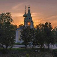 Суздальские закаты :: Moscow.Salnikov Сальников Сергей Георгиевич