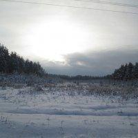 Зимний пейзаж :: Антон Завьялов