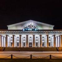 Здание биржи (Санкт-Петербург) :: Александр Кислицын