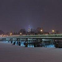 Петропавловская крепость :: Виктор Орехов