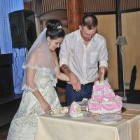 Свадебный торт :: Алексей Першин