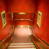 красный коридор :: Жанна