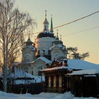 Старинное село Быньги :: Нэля Лысенко