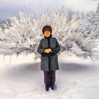 Зима :: Анатолий Чикчирный