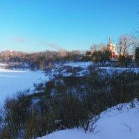 5.озеро в декабре :: Николай Мартынов