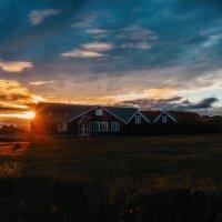 Утренняя... путешествуя по Исландии!!! :: Александр Вивчарик
