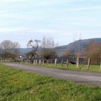 дорога и старый мост :: Heinz Thorns