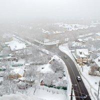 Зимний город :: Сергей Тарабара