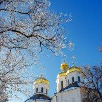 Екатерининская церковь :: Сергей Тарабара
