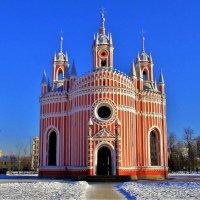 Всех Друзей Со Светлым Праздником Рождества Христова! :: Sergey Gordoff