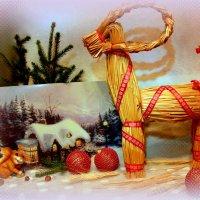 С Рождеством! :: Нэля Лысенко
