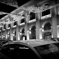 ночная улица. :: Любовь