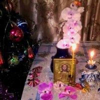 Со Светлым Праздником Рождества Христова! :: Елена Семигина
