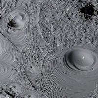 """""""блуп блуп"""", художество вулканической грязи :: Георгий А"""