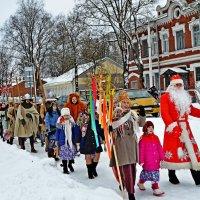 С наступившим Рождеством Христовым, друзья! :: Vladimir Semenchukov