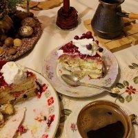 Кофе с тортиком :: Надежд@ Шавенкова