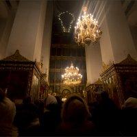 Рождество во Пскове :: galina bronnikova