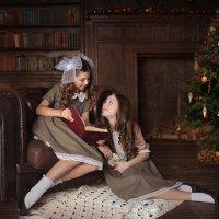 Рождественские историии :: Alina Lankina