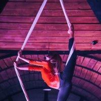 Воздушная гимнастка :: Константин Батищев