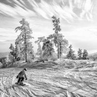 зима в горах :: Dmitry Ozersky