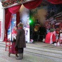 уличный театр Happy People Project. Рождественские гулянья :: Анна Воробьева
