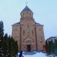 Армянская церковь Сурб Арутюн в Ростове-на-Дону... :: Тамара (st.tamara)