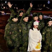 Рождественская Курочка Ряба и её Зелёные человечки... :: Кай-8 (Ярослав) Забелин