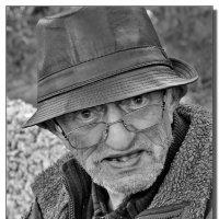 Старый учитель. :: Leonid Korenfeld