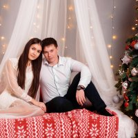 Вася и Таня. :: Александр Иванов