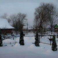 Снег прошёл.... :: Юрий