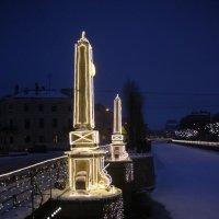 Пикалов мост :: Наталья Герасимова