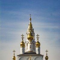 Благовещенский храм во имя Святых Божьих Строителей :: Валерий Сергеев